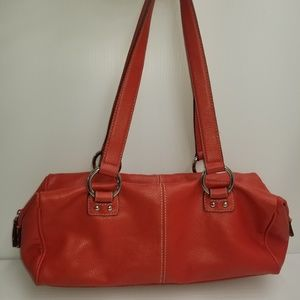 Nine West Orange Hobo Bag